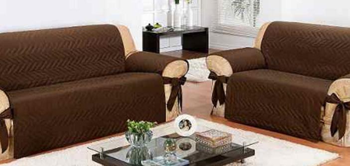 da3724cb02465 5 dicas para combinar a decoração com o protetor para sofá