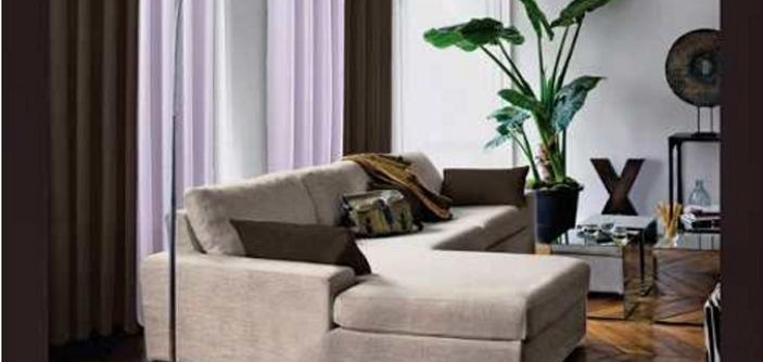 Admirare 4 ideias para combinar a cortina de janela com a decoracao da sala
