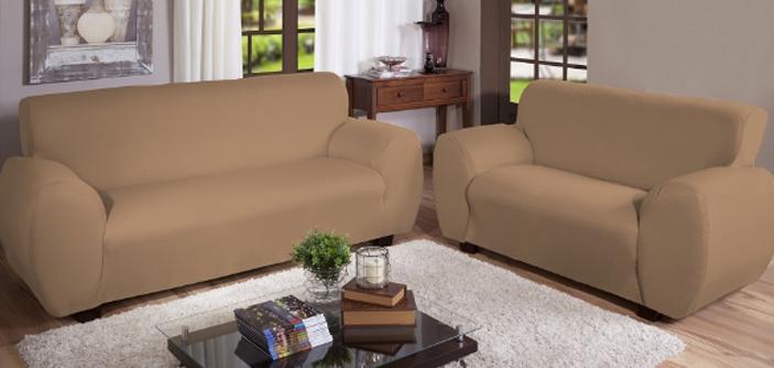 Admirare Por que vale a pena investir em uma capa de sofa