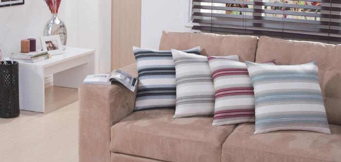 00359c1bf Admirare 4 modelos de capa de almofada para deixar sua sala mais moderna