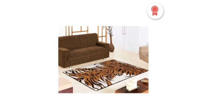 5 modelos de tapetes de sala para deixar a casa mais confortável