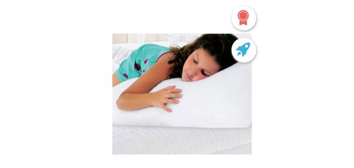 Admirare 5 vantagens do travesseiro gigante de corpo para a sua saúde