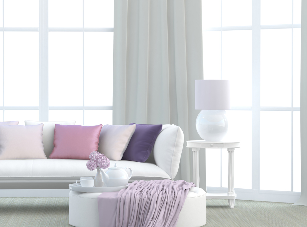 Light living room