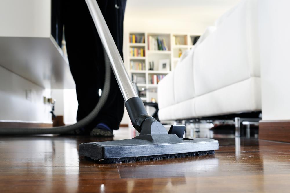 formas de limpar a casa
